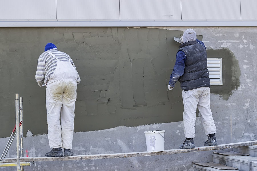 Major Stucco Repair Contractors Orlando